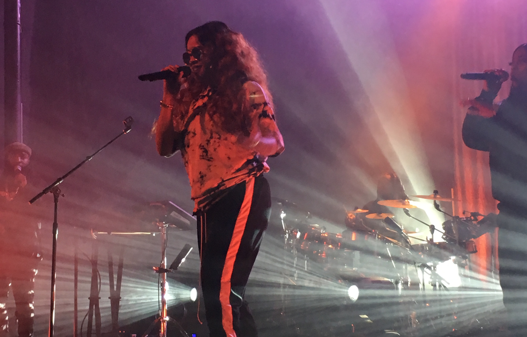 "The Night Is Brighter: H.E.R's  ""Lights On"" Tour with Tiara Thomas and Arin Ray"